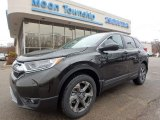 2017 Dark Olive Metallic Honda CR-V EX-L AWD #118277846
