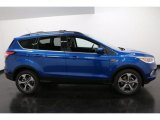 2017 Lightning Blue Ford Escape SE 4WD #118277583