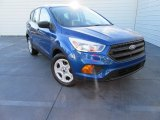 2017 Lightning Blue Ford Escape S #118277961