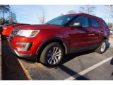 2016 Ruby Red Metallic Tri-Coat Ford Explorer FWD #118309963