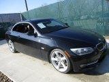 2011 Black Sapphire Metallic BMW 3 Series 335i Convertible #118310166