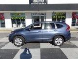 2014 Twilight Blue Metallic Honda CR-V EX #118310083