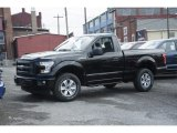 2017 Ford F150 XL Regular Cab 4x4
