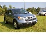 2007 Glacier Blue Metallic Honda CR-V EX-L #11795879