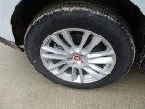 Jaguar F-PACE 2017 Wheels and Tires