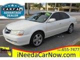 2003 White Diamond Pearl Acura TL 3.2 Type S #118339105