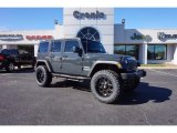 2017 Rhino Jeep Wrangler Unlimited Sport 4x4 #118339286
