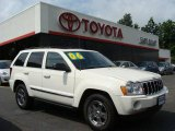 2006 Stone White Jeep Grand Cherokee Limited 4x4 #11809011