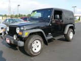 2006 Black Jeep Wrangler Unlimited 4x4 #11802465