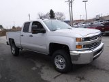 2017 Chevrolet Silverado 2500HD Work Truck Double Cab 4x4 Data, Info and Specs