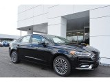 2017 Shadow Black Ford Fusion SE #118361717
