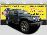 2017 Black Jeep Wrangler Unlimited Sahara 4x4 #118361609