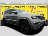 2017 Billet Silver Metallic Jeep Grand Cherokee Laredo 4x4 #118361608