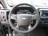 2017 Chevrolet Silverado 1500 LT Regular Cab 4x4 Steering Wheel