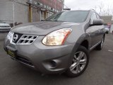 2013 Frosted Steel Nissan Rogue SV AWD #118361783