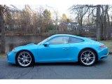 2017 Porsche 911 Miami Blue