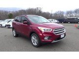 2017 Ruby Red Ford Escape SE 4WD #118392499