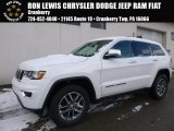 2017 Bright White Jeep Grand Cherokee Limited 4x4 #118395764