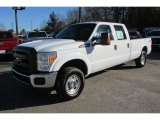 2013 Ford F250 Super Duty XL Crew Cab 4x4 Data, Info and Specs