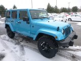 2017 Jeep Wrangler Unlimited Chief Blue