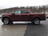 2017 Bronze Fire Ford F150 Lariat SuperCrew 4X4 #118410675