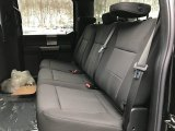 2017 Ford F150 XLT SuperCrew 4x4 Rear Seat