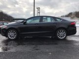 2017 Shadow Black Ford Fusion SE #118410671