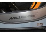 McLaren 675LT 2016 Badges and Logos