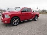 2012 Flame Red Dodge Ram 1500 Sport Quad Cab 4x4 #118410848