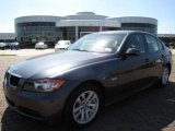 2007 Sparkling Graphite Metallic BMW 3 Series 328i Sedan #11814163