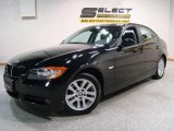2007 Black Sapphire Metallic BMW 3 Series 328xi Sedan #11804095