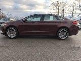 2017 Burgundy Velvet Ford Fusion SE #118410690