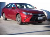 2015 Ruby Flare Pearl Toyota Camry SE #118434721