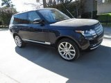 2017 Loire Blue Metallic Land Rover Range Rover Supercharged #118434859