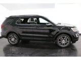 2017 Shadow Black Ford Explorer Sport 4WD #118434461