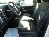 2017 Chevrolet Silverado 1500 LT Double Cab 4x4 Front Seat