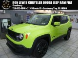2017 Hypergreen Jeep Renegade Altitude 4x4 #118458588
