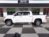 2016 Super White Toyota Tundra Limited CrewMax 4x4 #118458714