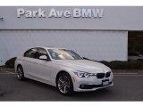 2017 Mineral White Metallic BMW 3 Series 330i xDrive Sedan #118458553