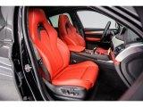 BMW X6 M Interiors