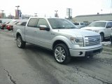 2014 Ingot Silver Ford F150 Limited SuperCrew 4x4 #118458662