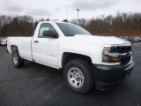 2017 Chevrolet Silverado 1500 WT Regular Cab 4x4 Data, Info and Specs
