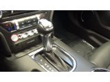 2017 Ford Mustang EcoBoost Premium Convertible 6 Speed SelectShift Automatic Transmission