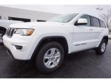 2017 Bright White Jeep Grand Cherokee Laredo #118516640