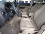 Jeep Patriot Interiors