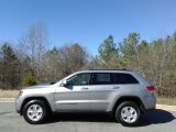 2017 Billet Silver Metallic Jeep Grand Cherokee Laredo 4x4 #118516544