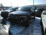 2017 Luxury Brown Pearl Jeep Grand Cherokee Limited 4x4 #118516807