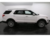 2017 White Platinum Ford Explorer Limited 4WD #118516478