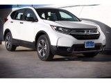 2017 White Diamond Pearl Honda CR-V LX #118538156