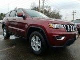 2017 Velvet Red Pearl Jeep Grand Cherokee Laredo 4x4 #118538032